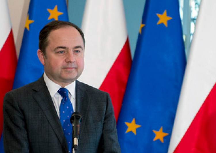 Szymański ws. brexitu: W negocjacjach nie ma alternatywy dla jedności UE-27