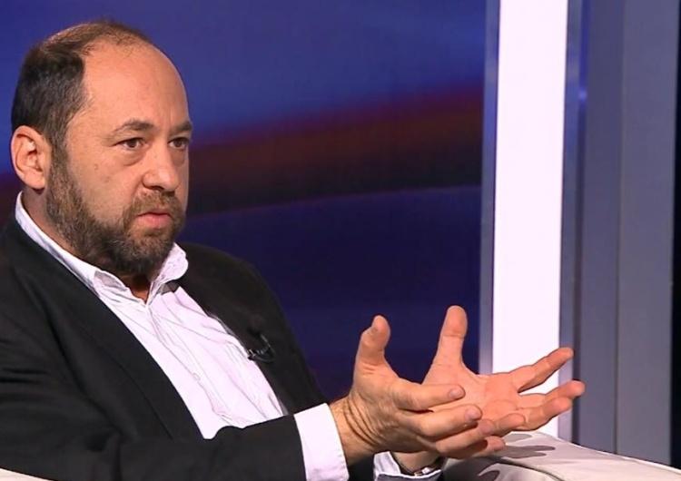 """Hartman: """"Uważam zawieszenie Nalaskowskiego za niebezpieczny atak na wolność słowa"""""""