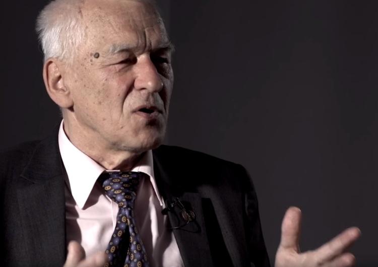 Wywiad z Kornelem Morawieckim sprzed 12 lat: Hasło, żeby odebrać władzę komunistom,głosiliśmy od początku