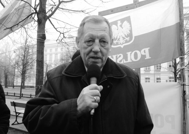 [Video] Długo nie wytrzymali. Hejt po śmierci prof. Jana Szyszki