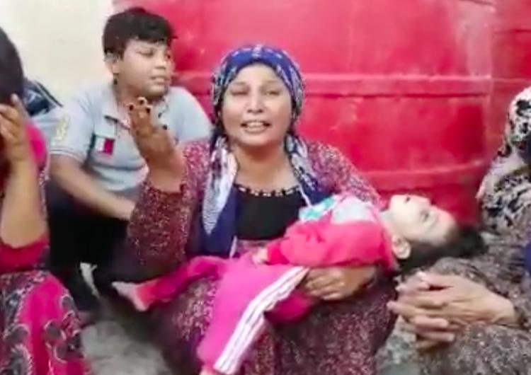 Syria: Ucieczki z miast, brak dostępu do wody. Tragiczna sytuacja setek tysięcy cywilów