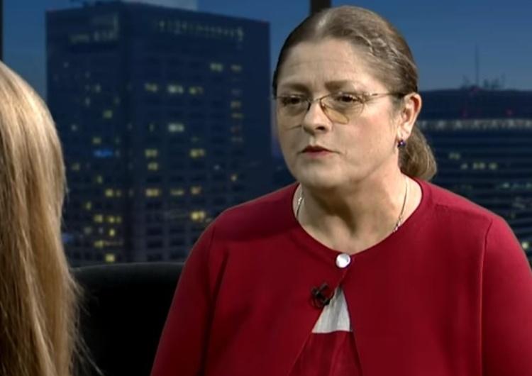 """Krystyna Pawłowicz tonuje nastroje: """"Czekajmy jednak na ostateczne oficjalne wyniki PKW..."""""""