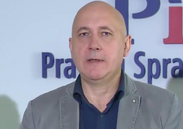 Brudziński: Marian Banaś nie jest już członkiem PiS. Pracuje na swójwizerunek