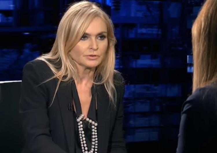 """Wyszkowski: """"Codzienne zmuszanie blondynki do pracy wściekłościowej jest już ponad jej siły"""""""