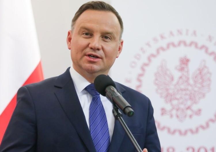 [Sondaż] Andrzej Duda wygrałby w drugiej turze. Niezależnie z kim by walczył