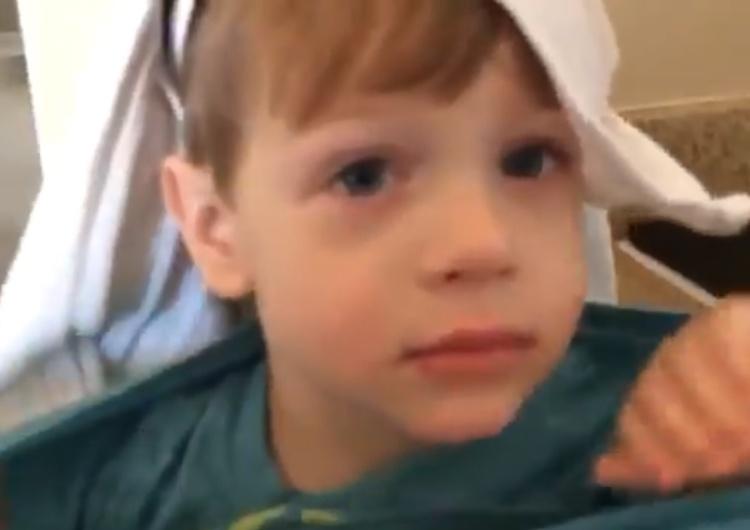 """[video] """"Mama powiedziała, że jestem dziewczynką"""" - matka chce zmienić płeć syna"""