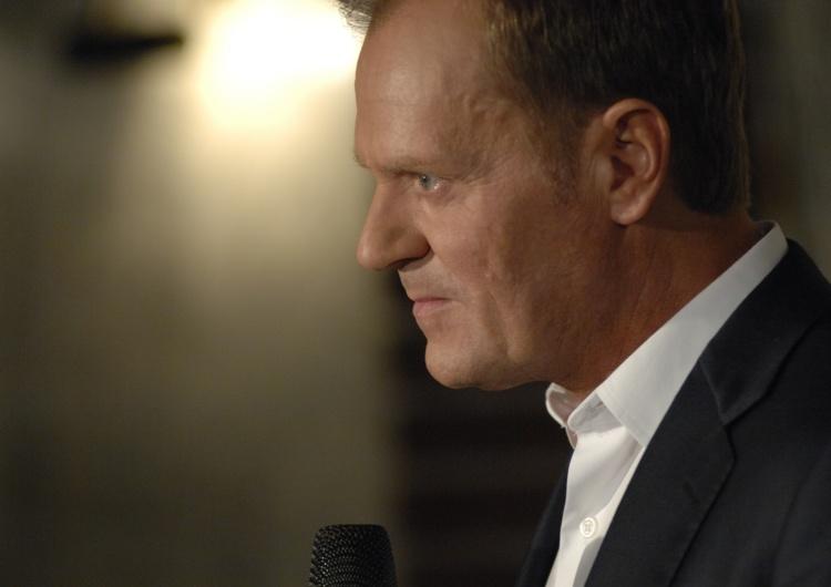 """Tusk: """"Mam bardzo wyraziste poglądy.Aleone nie są poglądami większościowymi w Polsce"""""""