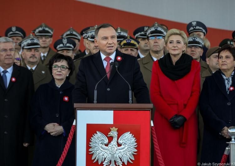 Prezydent: Dzisiejsza Polska jest najbardziej wolna, najzamożniejsza i najbezpieczniejsza od XVII wieku