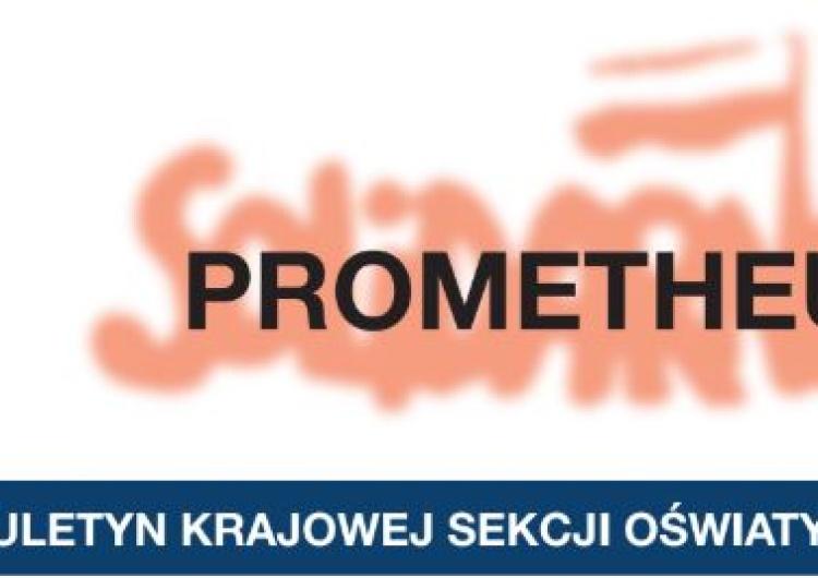 """Nowy numer biuletynu oświatowego """"Prometheus"""""""