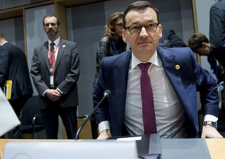 KPRM Jutro Andrzej Duda ma desygnować Mateusza Morawieckiego na premiera