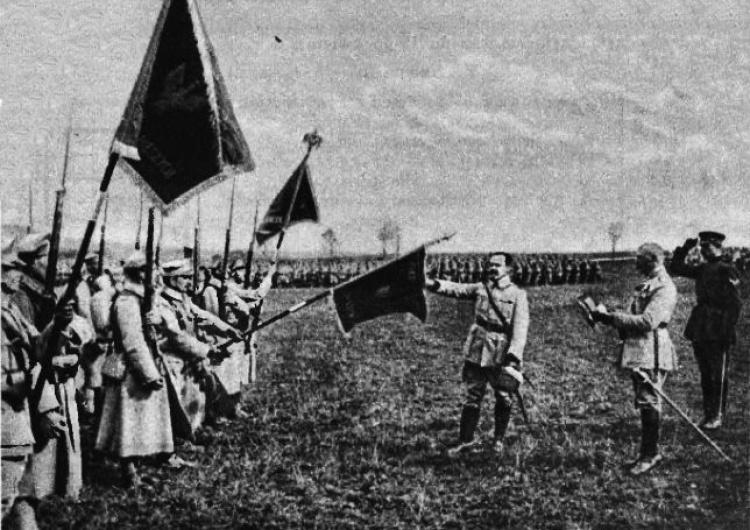 """domena publiczna [Felieton """"TS""""] Waldemar Biniecki: Na czym polega syndrom Błękitnej Armii?"""
