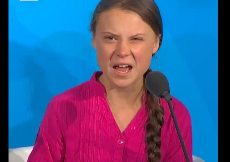 Ojej. Greta Thunberg: [Klimatyczne] strajki szkolne NIC nie osiągnęły