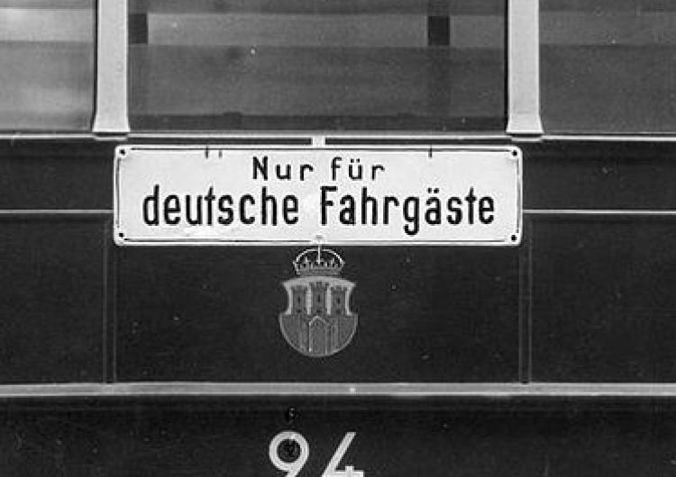 Wikimedia Nur für Deutsche wraca? Osobna kasa dla Polaków w Niemczech