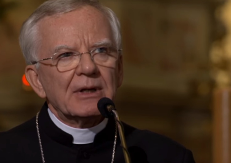 Abp Marek Jędraszewski: Maryja ma być naszym wzorem