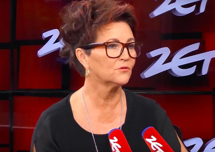 [video] Kwaśniewska: Mój mąż ma nietolerancję alkoholu. W ogóle nie pijemy alkoholu, nie jemymięsa