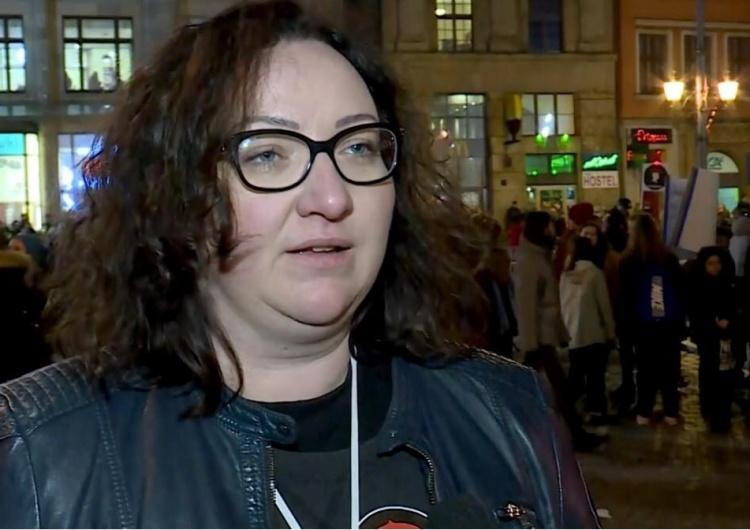 Niezwykły pokaz nienawiści. Marta Lempart atakuje i obraża red. Gozdyrę oraz Krzysztofa Bosaka