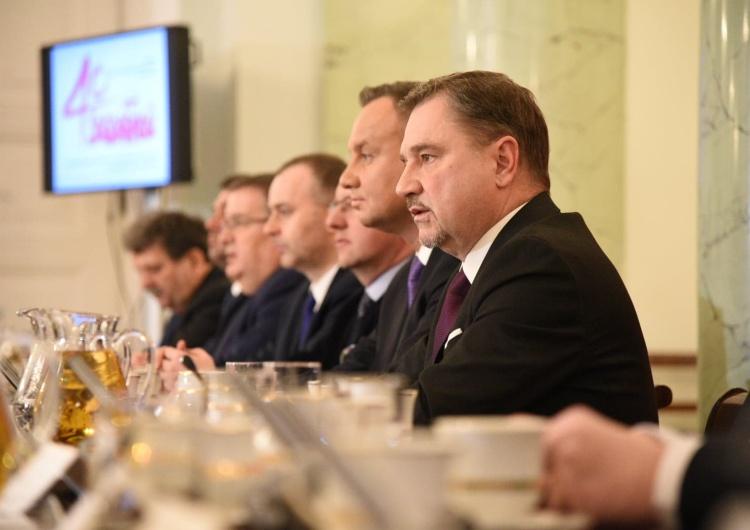 P. Duda: Chętnie bym porozmawiał z p. Jourovą, jak międzynarodowe korporacje łamią praworządność w Polsce