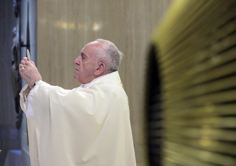 Papież Franciszek: Światu grozi jeszcze gorszywirus