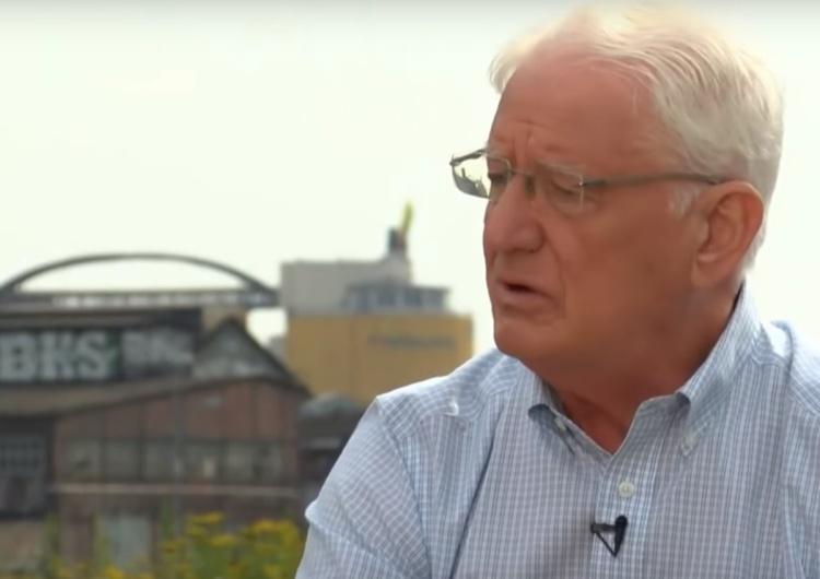 Wyszkowski: Zachowanie ambasador Mosbacher nakłoniło mnie do oglądania TVN24. Wniosek...