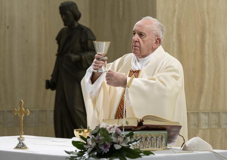 """""""W momentach kryzysu muszą być zjednoczeni dla dobra narodu"""". Papież modlił się o polityków"""