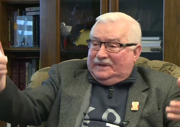 Lech Wałęsa wyznaje: Złożyłem dzisiaj skargę