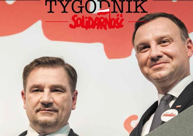 """Najnowszy numer """"Tygodnika Solidarność"""": Umowa programowa Andrzej Duda - Solidarność"""