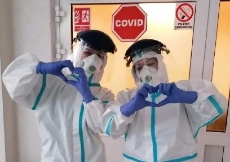 Piotr Duda: Jesteście bohaterami czasu pandemii