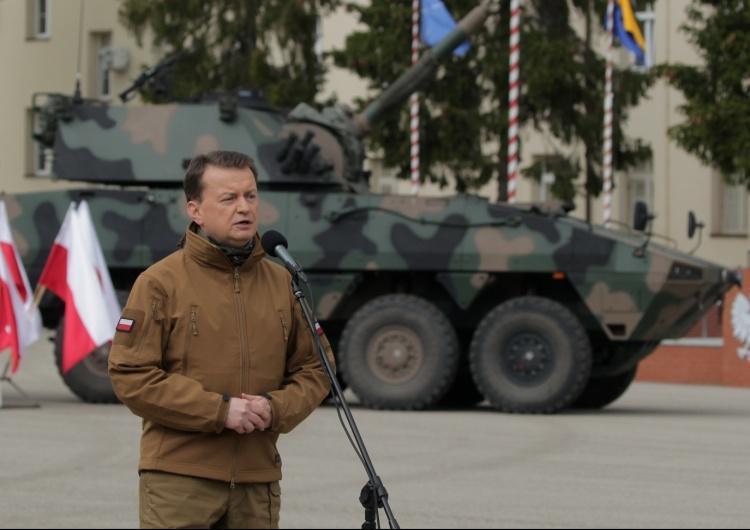 Mariusz Błaszczak: W tym roku pond 60 proc. zamówień wojskowych trafi do polskiego przemysłu