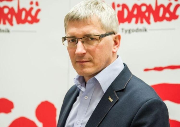 Marek Lewandowski: Solidarność się upolityczniła? Ważniejsze jest to, czy to się pracownikom opłaca