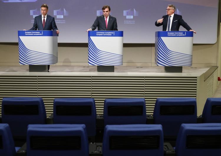 """Komisja Europejska skrytykowała Rosję.""""Nie uznajemy głosowania"""""""