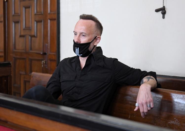 Gdańsk: Rozpoczął się procesNergala. Chodzi o znieważenie wizerunkuChrystusa