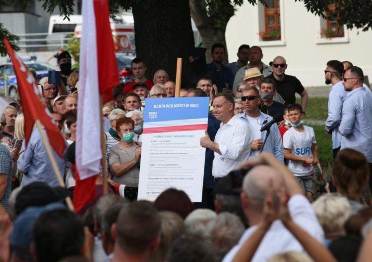 Lech Muszyński PAD przedstawił Kartę Wolności w Sieci: Nie pozwolę, aby ktokolwiek cenzurował wypowiedzi w internecie