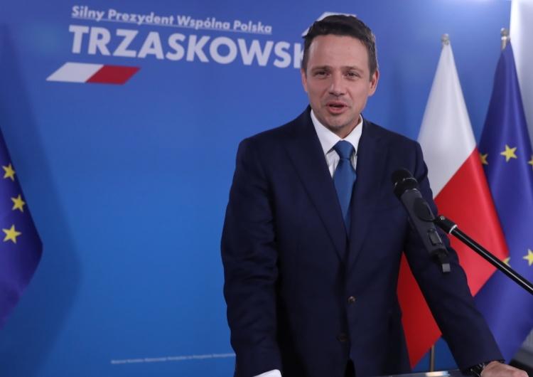 """[najnowszy sondaż] IPSOS dla oko.press: Wygrywa Trzaskowski, ale... """"błąd pomiaru badania - 3 pp."""""""