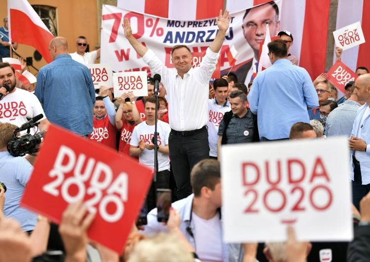 [SONDAŻ] Andrzej Duda wygrywa w II turze. Zobacz najnowszy sondaż