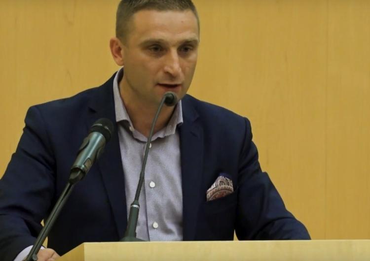 Robert Bąkiewicz [Marsz Niepodległości]: Trzaskowski jest jednym z narzędzi neomarksistowskiej obróbki