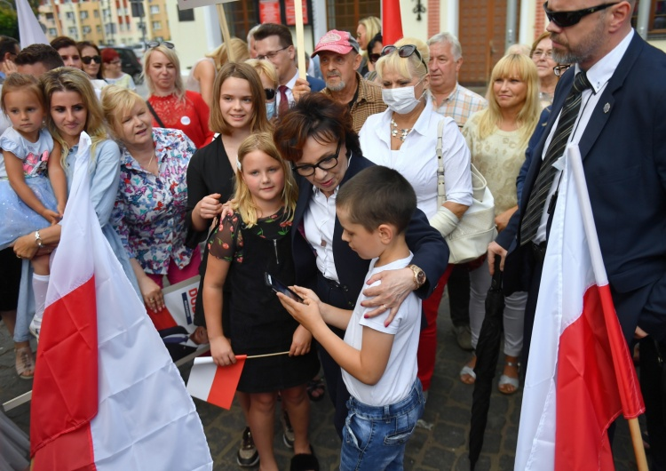Marszałek Sejmu: PiS jest organizacjąwolnościową