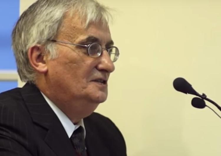 """Prof. Bartyzel: Rozważanie poparcia Trzaskowskiego w kręgach obnoszących się z """"prawicowością"""" jest..."""