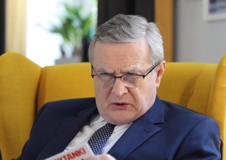 Min. Gliński do Trzaskowskiego: Głosował Pan przeciw ludziom kultury. Obłuda, obłuda, obłuda...