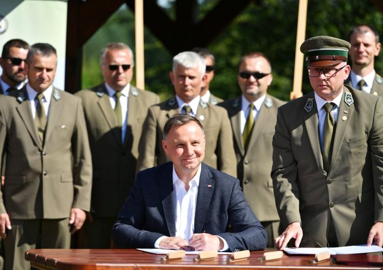 Wojtek Jargiło PAD podpisał porozumienie z Solidarnością Leśników: Zawsze byłem przeciwnikiem prywatyzacji lasów