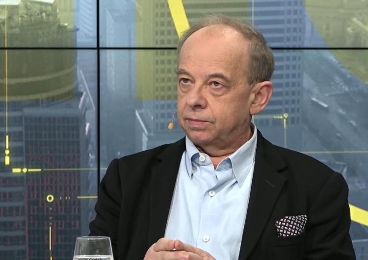 """Sadurski wyśmiewa wygląd wiceministra. Żukowska: """"Jest Pan doprawdy żenujący"""""""