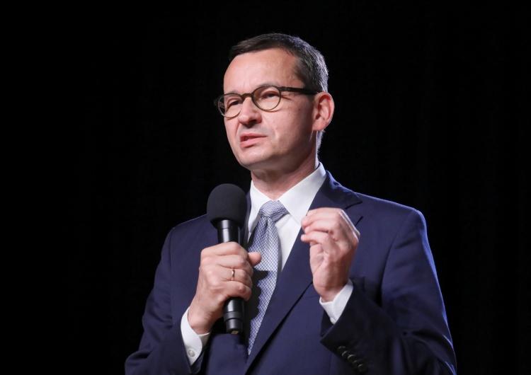 Premier: Andrzej Duda to wybór Polski sprawiedliwej, Polski zgody i jedności
