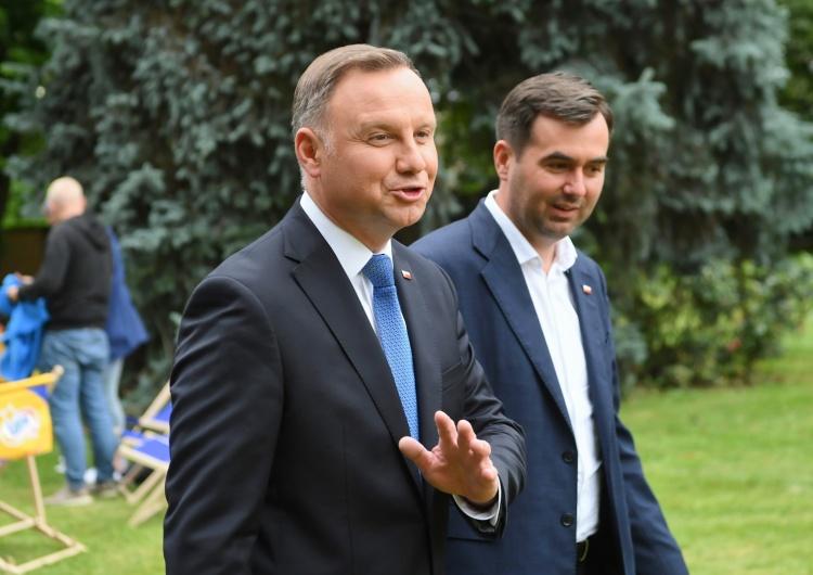 """""""Podzielam troskę Pawła Kukiza"""". Opublikowano list prezydenta Andrzeja Dudy"""