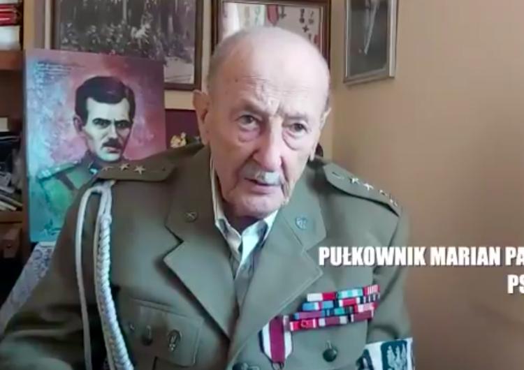 [WIDEO] Kombatanci, żołnierze AK, a także Powstańcy Warszawscy apelują o oddanie głosu na Andrzeja Dudę