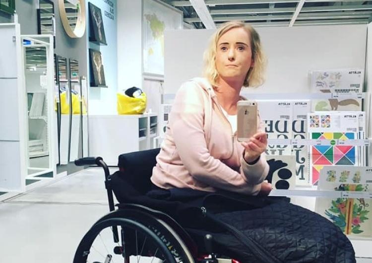 Screen Dyskryminacja niepełnosprawnej za poparcie PAD? Ordo Iuris oferuje Pani Annie bezpłatną pomoc prawną