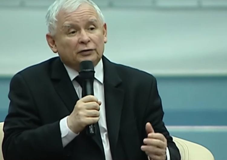 Kaczyński: PAD jest gwarancją, że Polska nie będzie płacić za monstrualne zbrodnie Niemców na Żydach