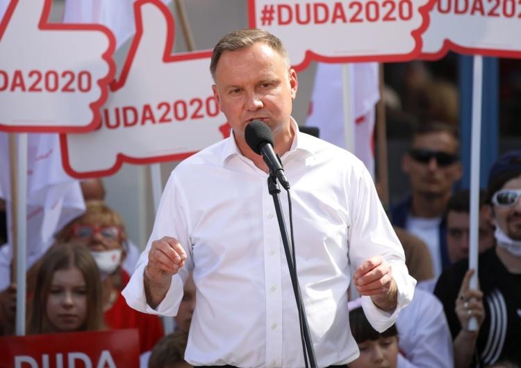 """Andrzej Duda stanowczo ws. roszczeń odszkodowawczych. """"Wskazuję, do kogo należy się po nie zwrócić"""""""