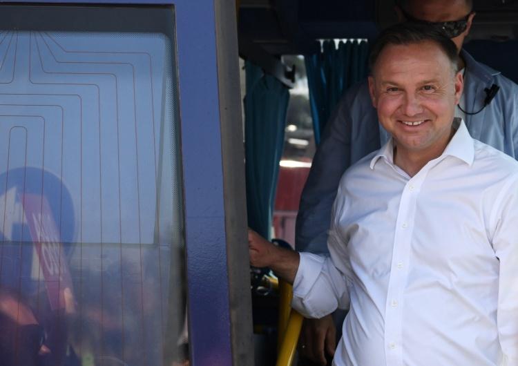 """Ryszard Czarnecki: """"Nowa Unia"""" trzyma kciuki za prezydenta Dudę"""