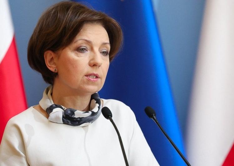 """""""Skandal, nie ma na to naszej zgody"""". Marlena Maląg o sprawie Anny Derewienko"""