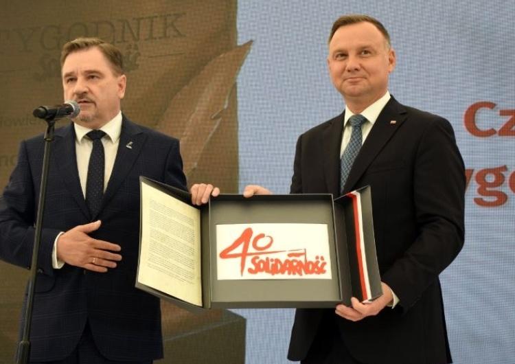 Wiceminister Janusz Kowalski: Poparcie Solidarności i Piotra Dudy było kluczowe przy zwycięstwie