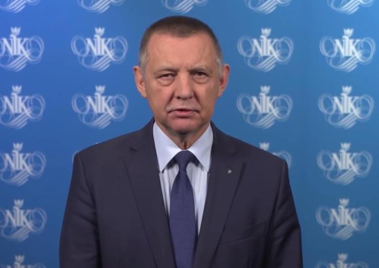 Prezes NIK odsunął swojego zastępcę od nadzoru nad kontrolami